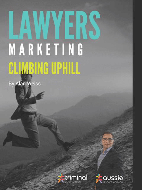 Lawyers marketing uphill battle